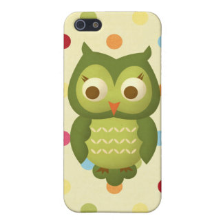 Wise Owl iPhone 5/5S Case