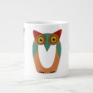 Wise Owl Jumbo Mug