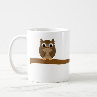 Wise Owl Coffee Mugs