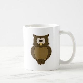 Wise Owl Coffee Mug