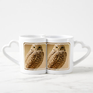 Wise Owl Lovers Mugs