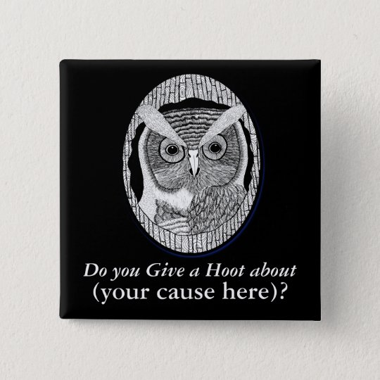 Wise Owl Support Badge