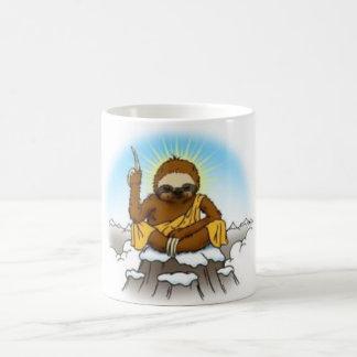 Wise Sloth Mug