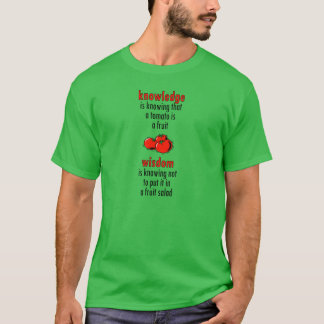 Wise Tomato T-Shirt