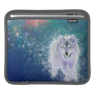 Wise Wolf iPad Sleeve