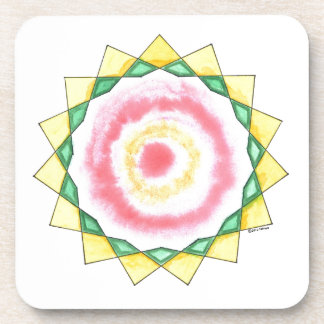 Wise Woman Star Beverage Coasters