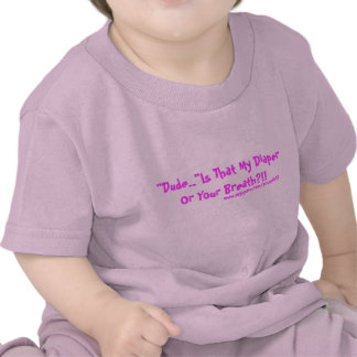 Wisecracking Baby Tee Shirt