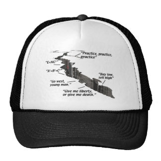 Wisecracks Trucker Hat