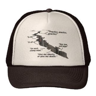 Wisecracks Hats