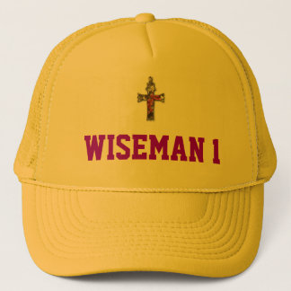 Wiseman 1 - Nativity Hat