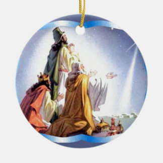 Wisemen, Magi Christmas Ornament
