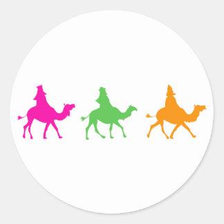 Wisemen Sticker