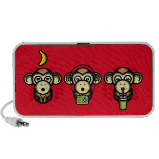 Wiser Apes Laptop Speaker