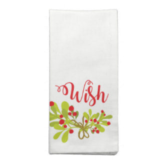Wish And Ivy Holiday Party Cloth Napkins