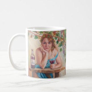 Wish for Wine - Myth Girl mug