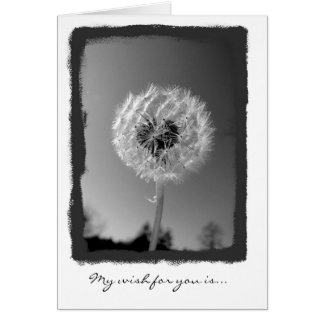 Wish For You Card