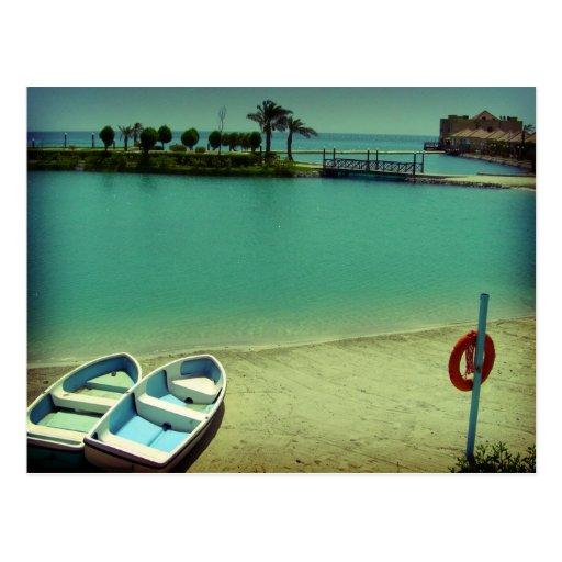 Wish I was here, Bahrain Al Dana Resort Post Card