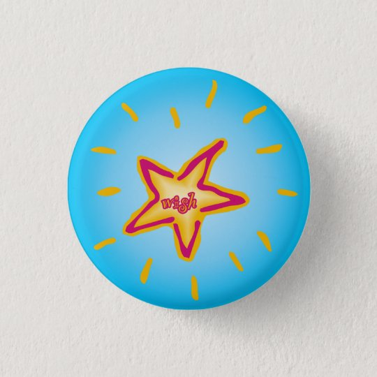 Wish on a Star Button
