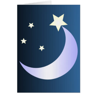 Wish Star Greeting Card