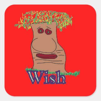Wish Tree sticker
