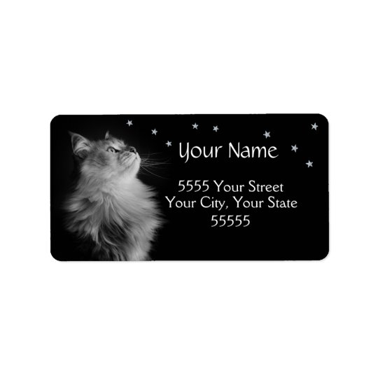 Wish Upon a Star Address Labels
