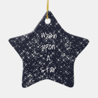 Wish Upon A Star Christmas Ornaments
