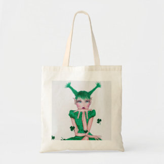 Wish You Luck Budget Tote Bag