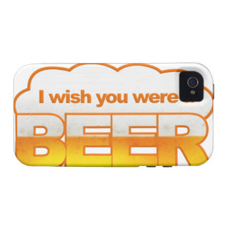Wish You Were a Beer iPhone 4 Case-Mate Vibe iPhone 4 Cover