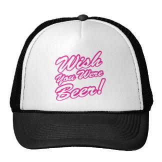 Wish You Were Beer! Cap