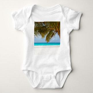 Wish you were here! baby bodysuit