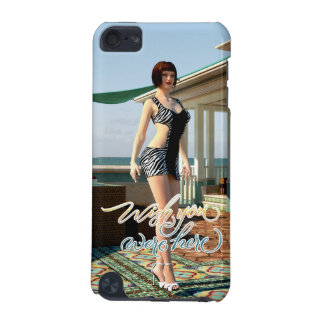 Wish You Were Here Belle iPod Touch 5G Case