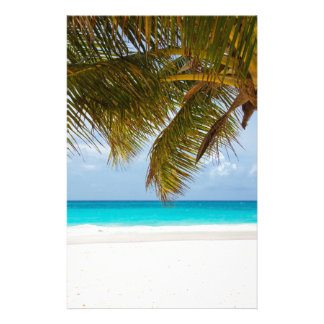 Wish you were here! customized stationery