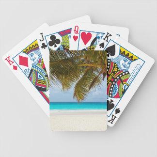 Wish you were here! poker deck