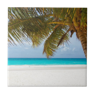 Wish you were here! small square tile