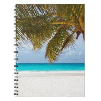 Wish you were here! spiral notebook
