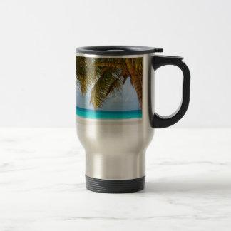 Wish you were here! travel mug
