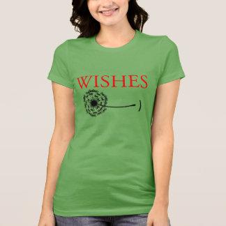 Wishes Danelion Smile T-shirt