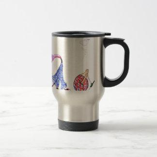 wishful thinking - golf, tony fernandes travel mug