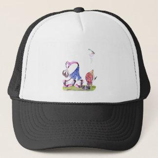 wishful thinking - golf, tony fernandes trucker hat