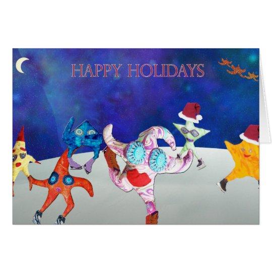 Wishing A Joyful Season Card