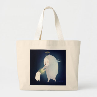 Wishing on the stars 2013 large tote bag