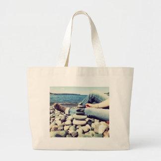 Wishing Rocks Tote Bag