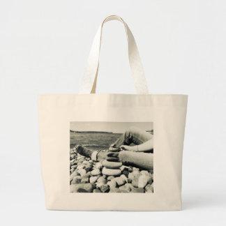 Wishing Rocks Canvas Bags