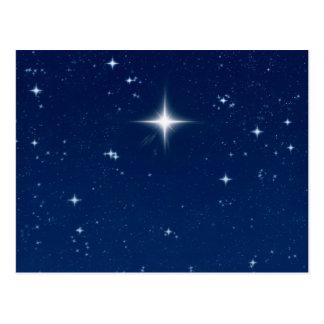 Wishing Star Postcard 1- Horizontal