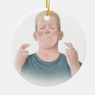 WISHING WILL Ornament – Will