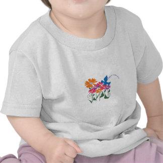 Wishing You A Happy Spring T Shirt
