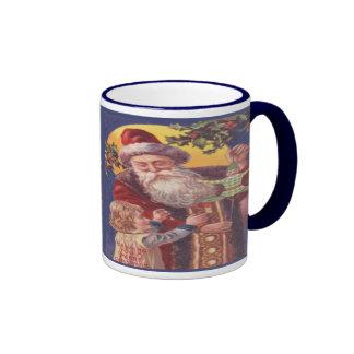 Wishing You a Merry Christmas Mug