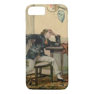 Wishing You An Utterly Charming Time, Victorian Ch iPhone 8/7 Case