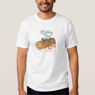 Wishing You Cheer T-shirts