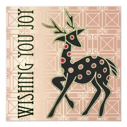 Wishing You Joy Card